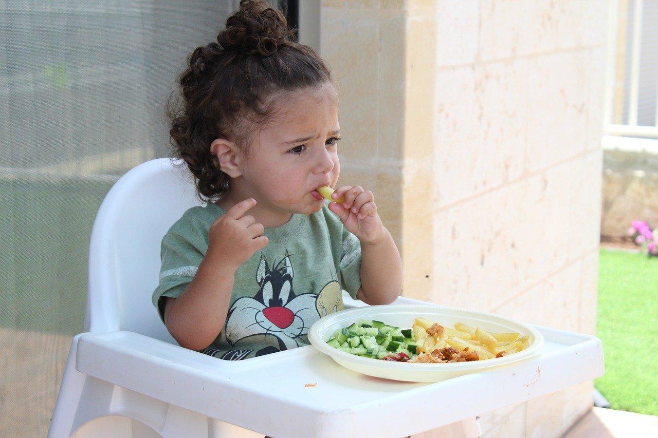 Frases que no tienes que decir si tu niño no come